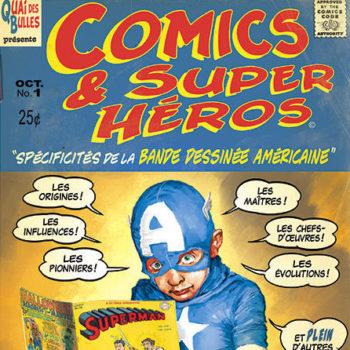 Les spécificités du comics