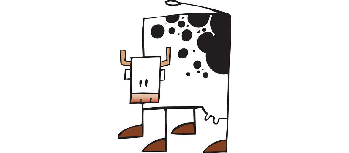 Carrément vache !!!