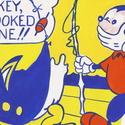 Roy Lichtenstein, Look Mickey, 1961 (1)