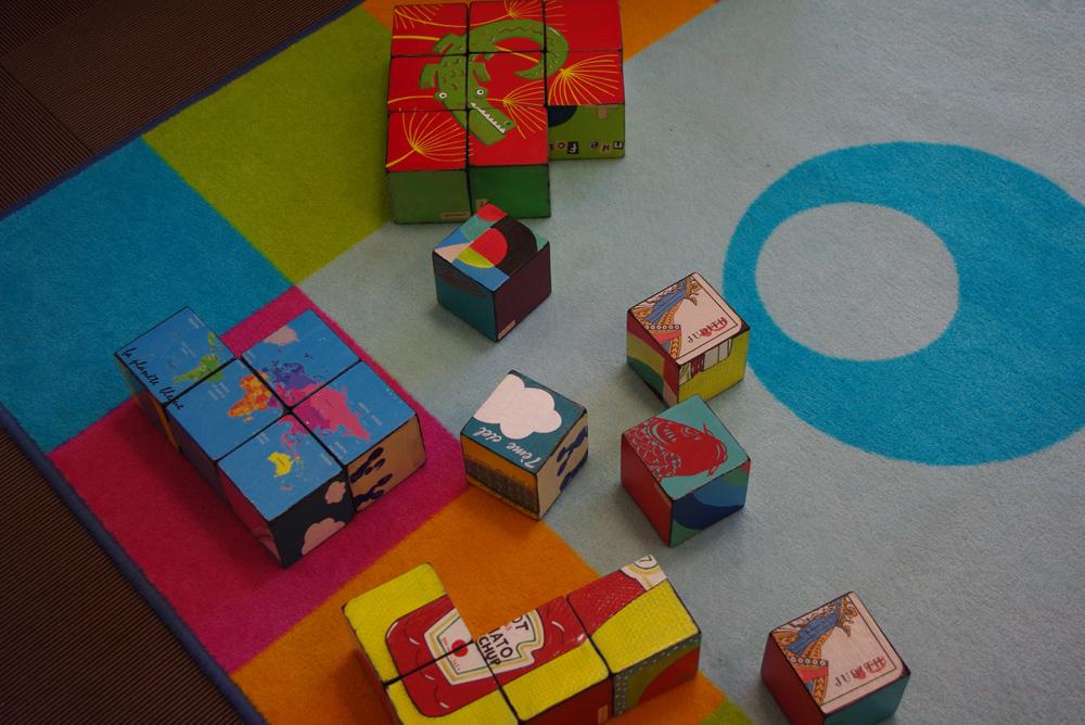 WEB - couleurs détails cubes